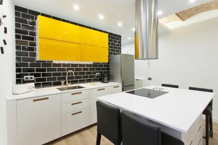 Appartement te huur in Barcelona Elkano - Avenida Del Paralel