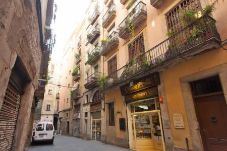 Bell'appartamento nel cuore del quartiere Gotico