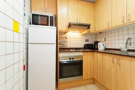 Appartement te huur in Barcelona Nou De La Rambla - La Guardia