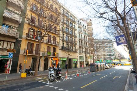 Appartamento con terrazza interna nel Eixample