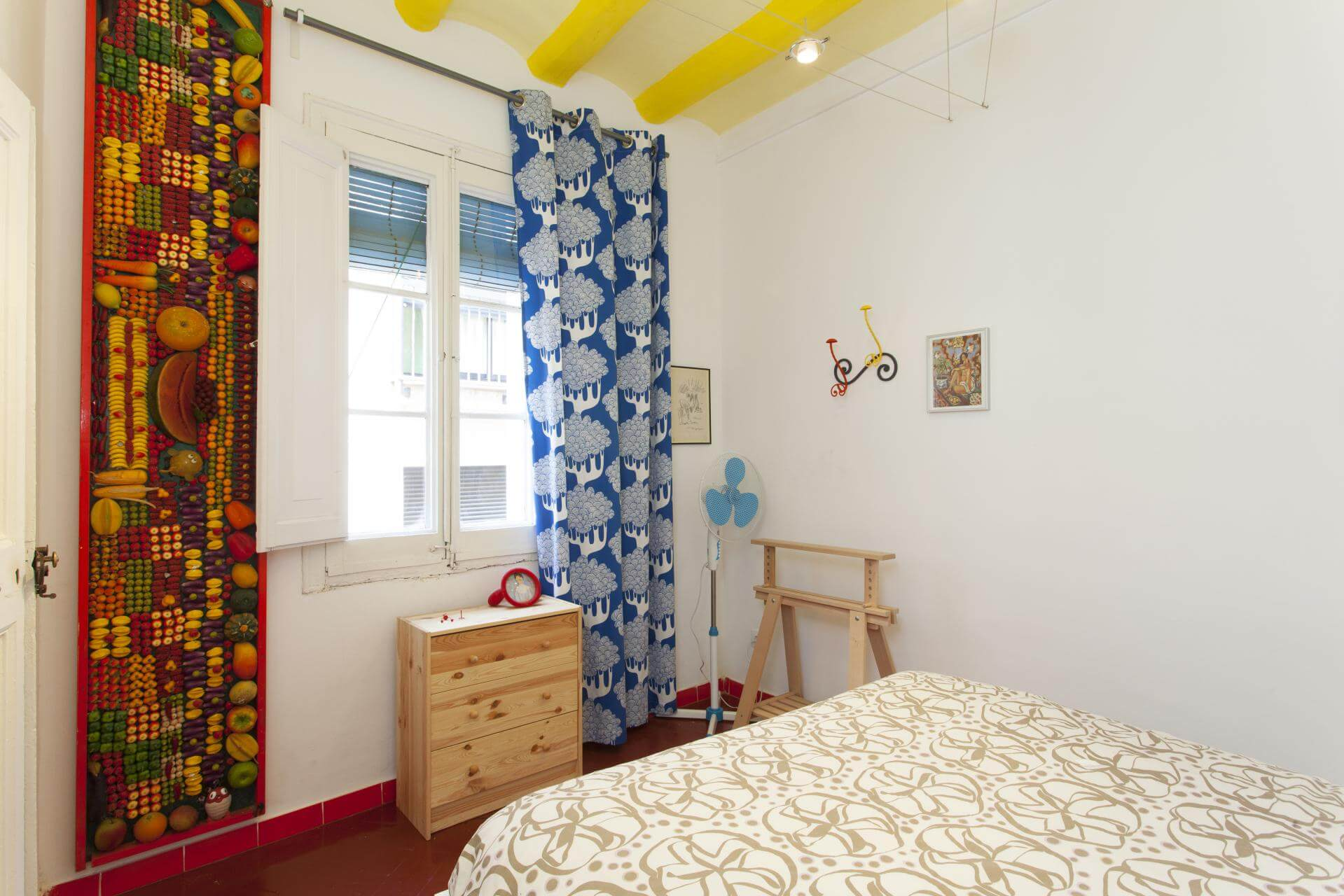 Appartement te huur in Barcelona Carretes - Sant Antoni
