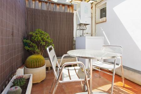 Ático de alquiler en carrer Aribau con Consell De Cent