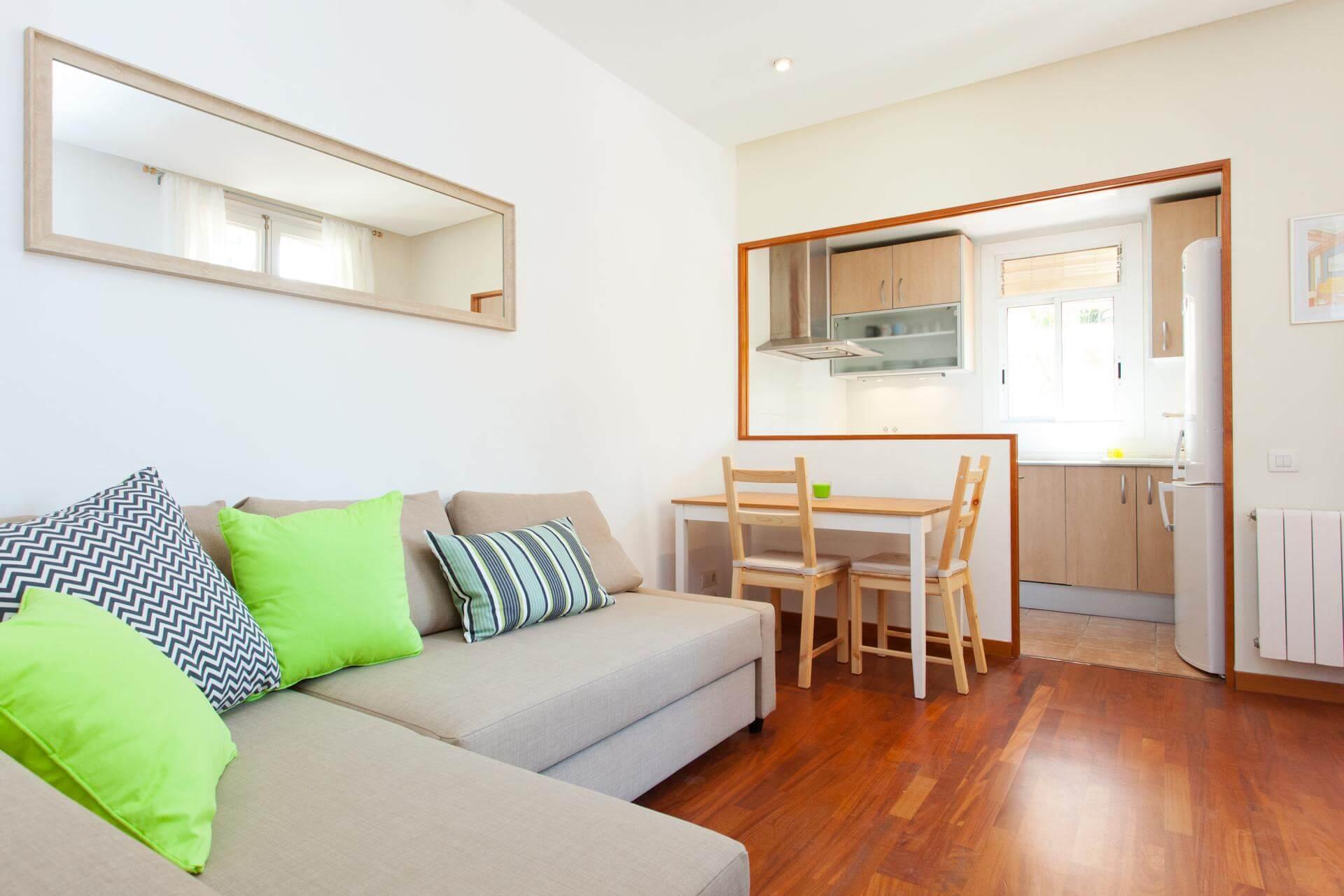 Appartement te huur Barcelona L'Eixample Còrsega - Balmes