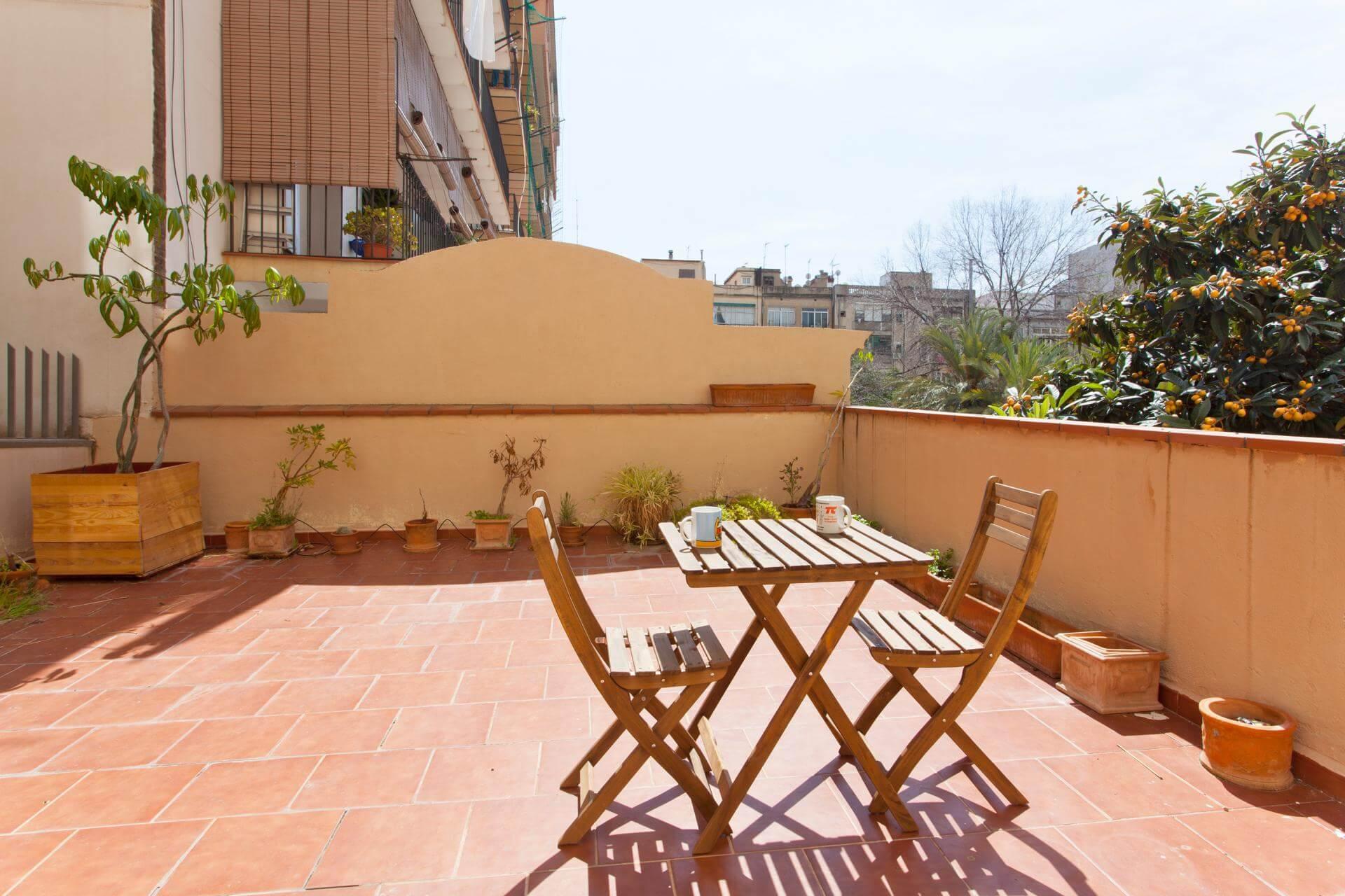 Appartement te huur barcelona l'eixample còrsega   balmes