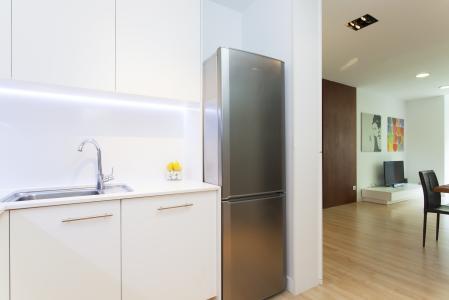 Alquiler piso corporativo en carrer Trafalgar con Urquinaona