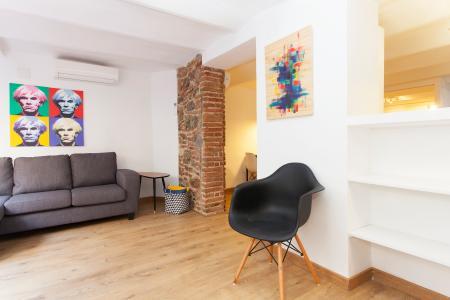 Wohnung zur Miete in Barcelona Sagrada Familia-sardenya