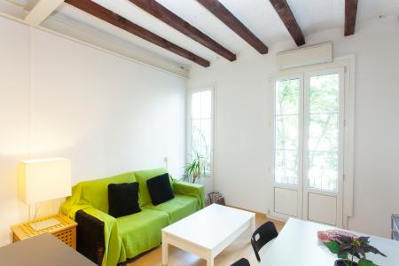 Appartement te huur in Barcelona Julian Romea - Travessera De Gracia