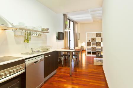 Studio avec balcon à louer dans le quartier de Ciutat Vella