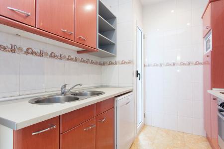 Appartamento con terrazza in affitto in via Enamorats