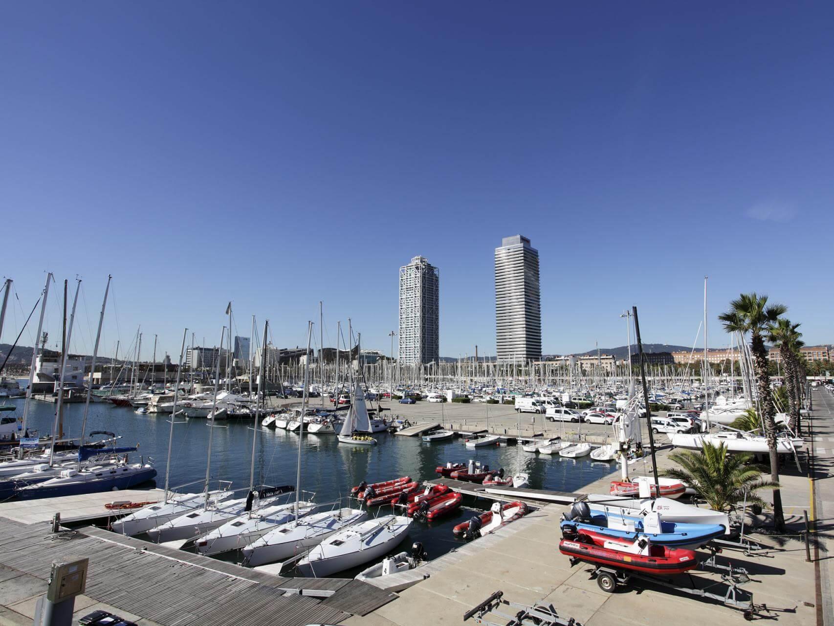 Barcelona Apartment Rentals Near Beach