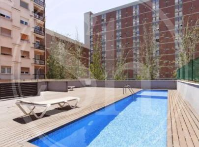 Appartement te Korte termijn huren in Barcelona Ciutadella Pool Apartment