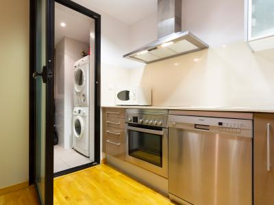 Appartamento in Affitto a breve termine a Barcelona Ciutadella Pool Apartment Available Only September