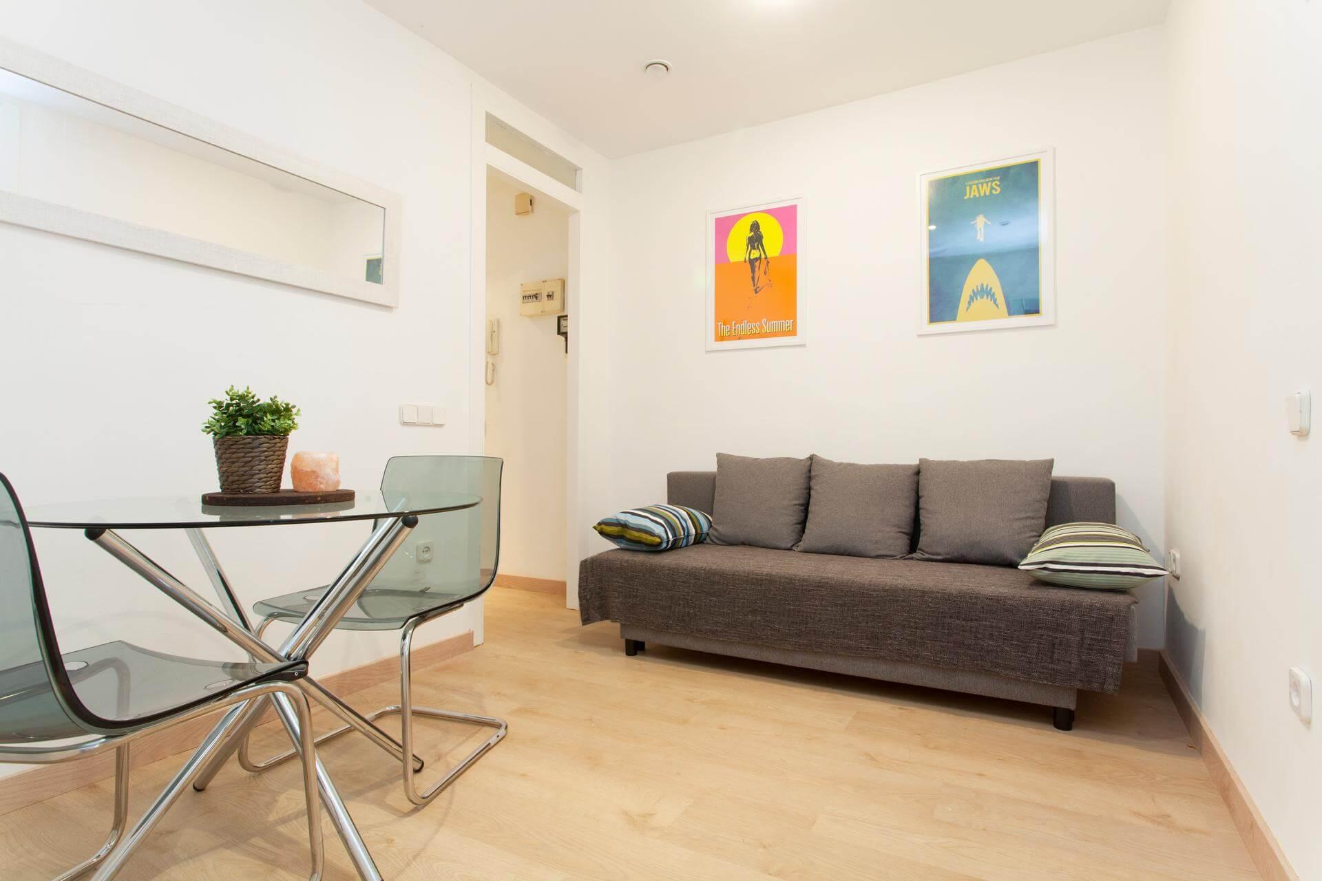 Shbarcelona alquila apartamento en centro ciudad eixample - Apartamentos en alquiler barcelona ...