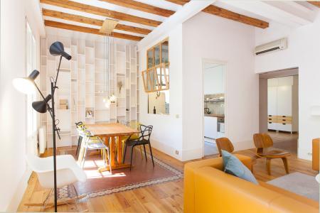 Квартира в аренду в Barcelona Asturies - Plaça De La Virreina