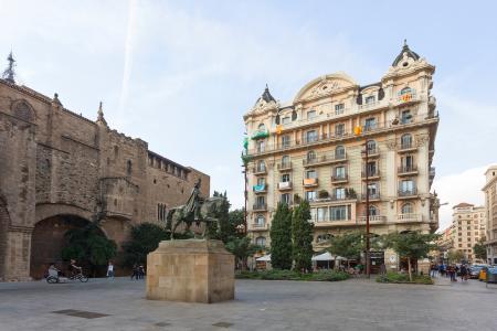 Appartamento in affitto per mesi in Piazza Ramon Berenguer