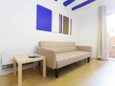 Holiday flat in the district of Gràcia