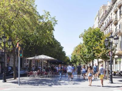 Pis en Lloguer turístic a Barcelona Diputacion - Rambla De Catalunya