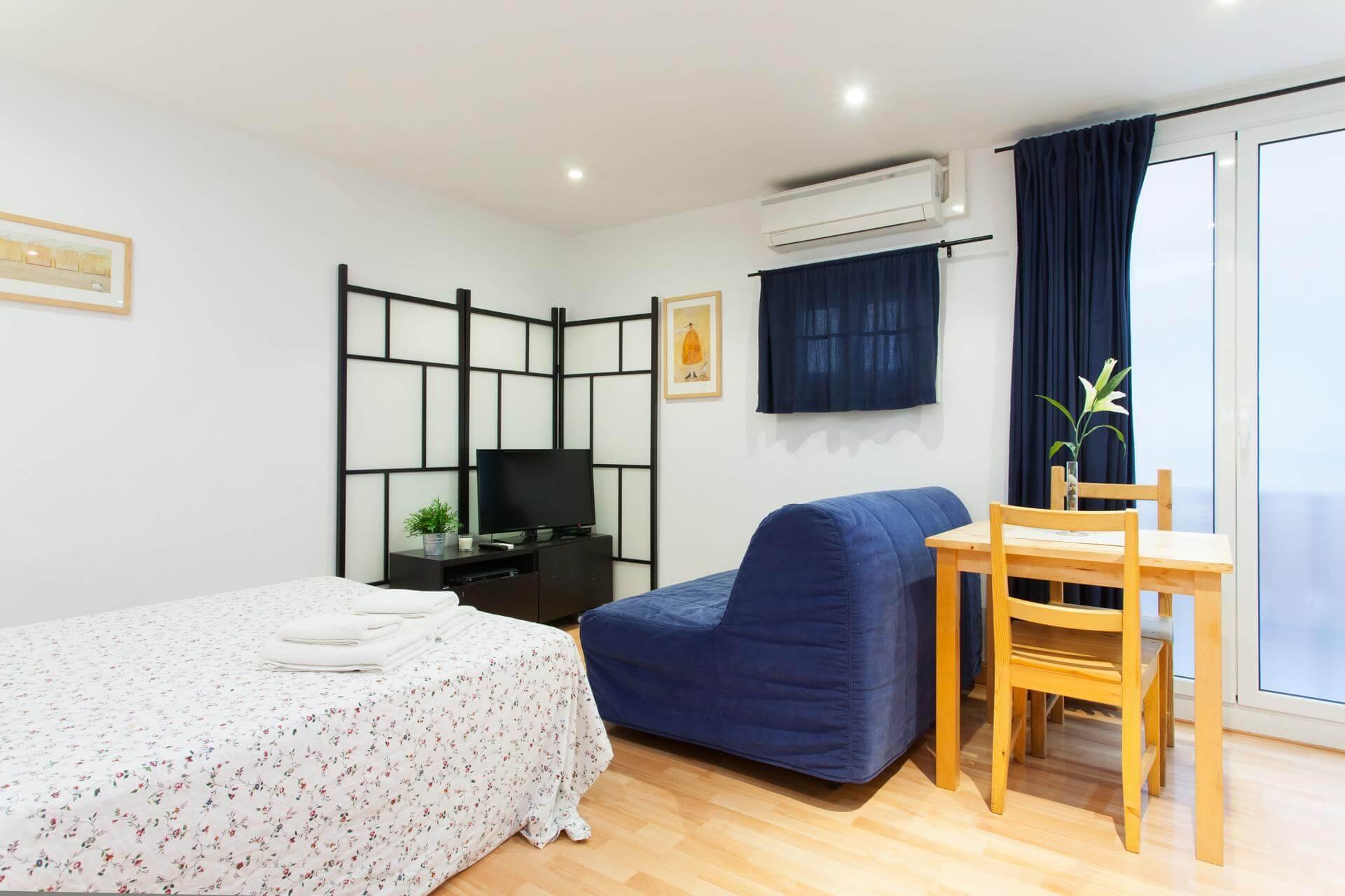 Shbarcelona alquiler piso en barrio eixample c calabria - Alquiler pisos barcelona eixample ...