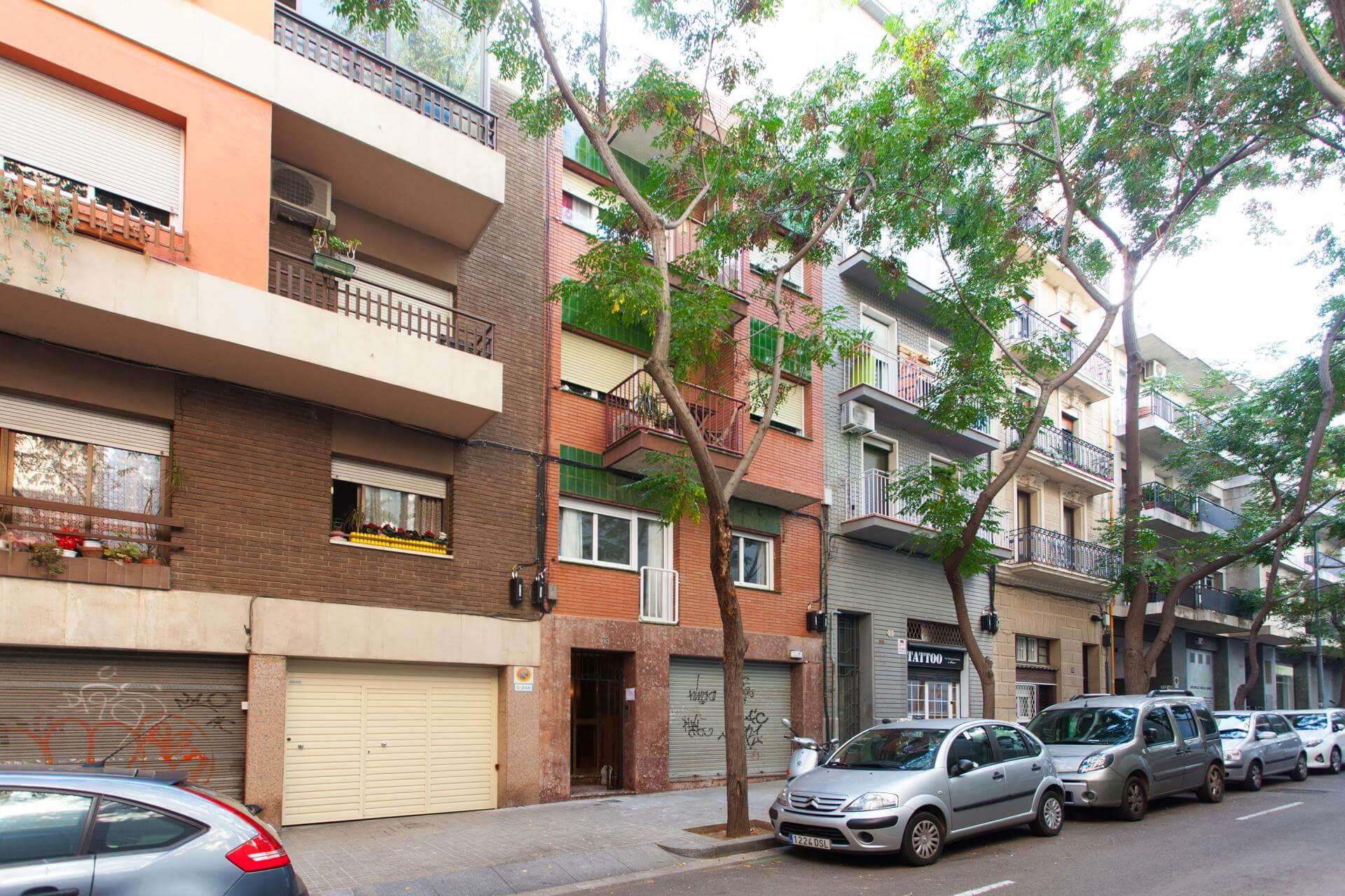Shbarcelona appartement en location barcelone for Location appartement design barcelone