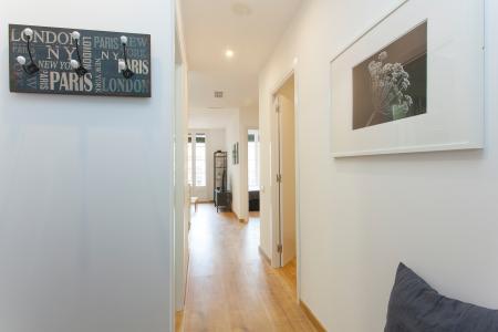 Appartement lumineux à louer dans l'Eixample
