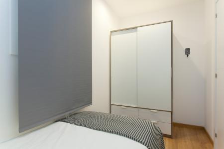 Luminoso apartamento de alquiler en Comte d'Urgell con Gran Vía Sant Antoni