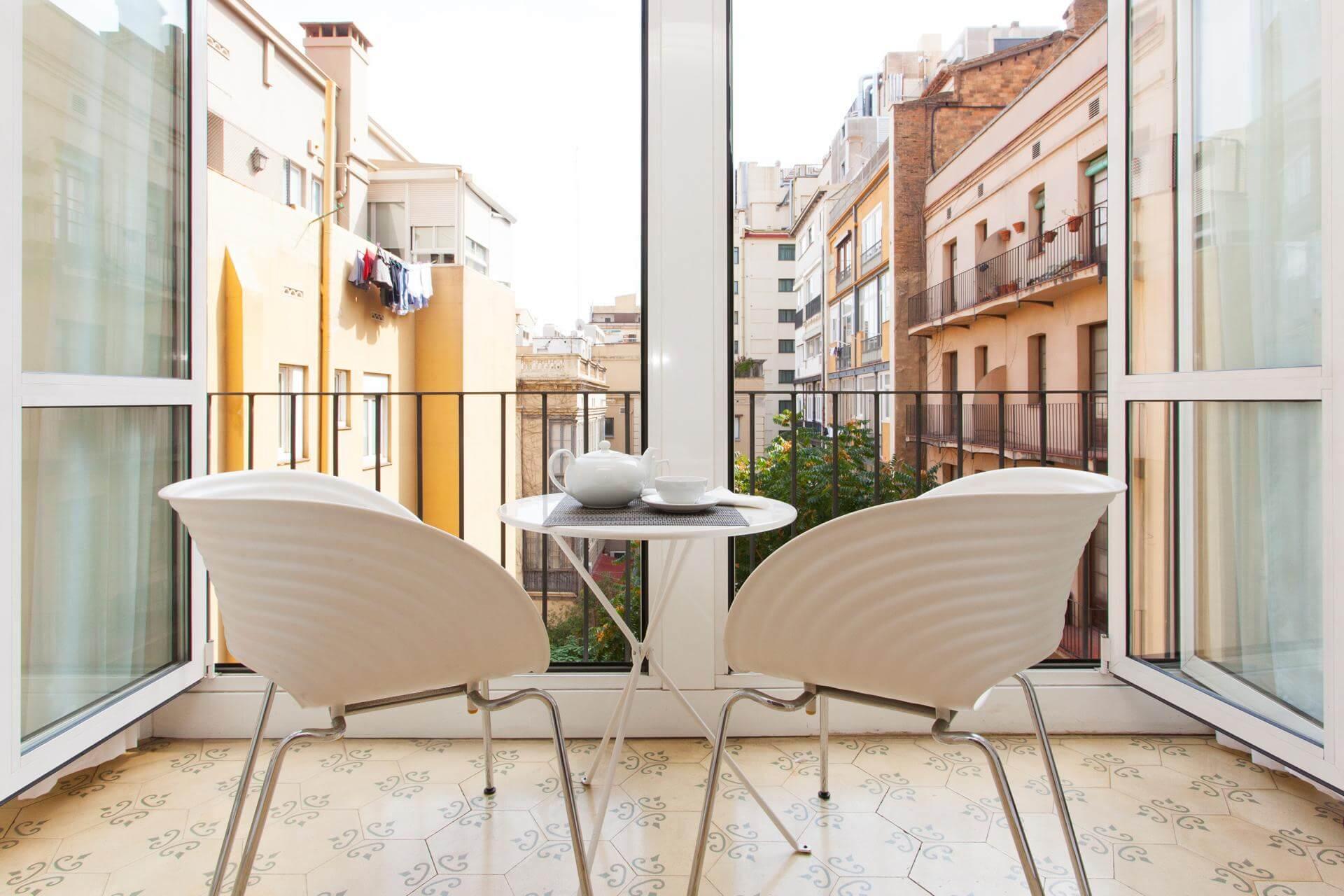 Piso en alojamientos tur sticos barcelona l 39 eixample arago - Pisos turisticos barcelona ...