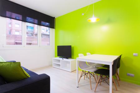 Appartement te huur in Barcelona Passatge Valeri Serra-diputació (parking Optional)