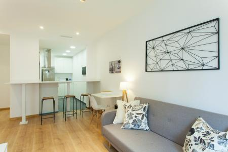 Charming and comfortable flat for rent in Comte D´Urgell - Gran Vía