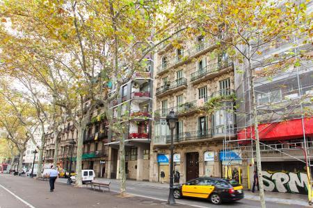 Piso de alquiler en Gran Vía-Comte Urgell