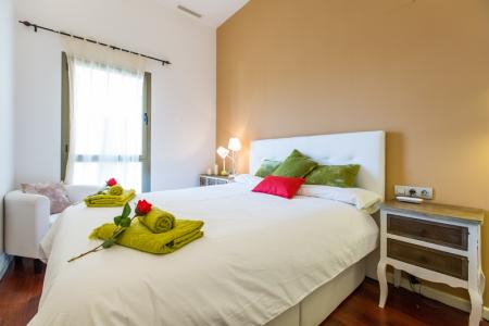 Appartamento in Affitto a Barcelona Portal Del Angel- Psg Patriarca