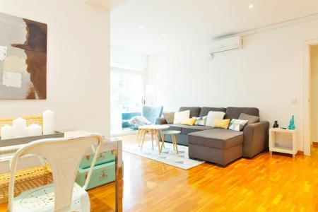 Location d'appartement pour court séjour à Pedralbes Manuel Girona - Capitán Arenas