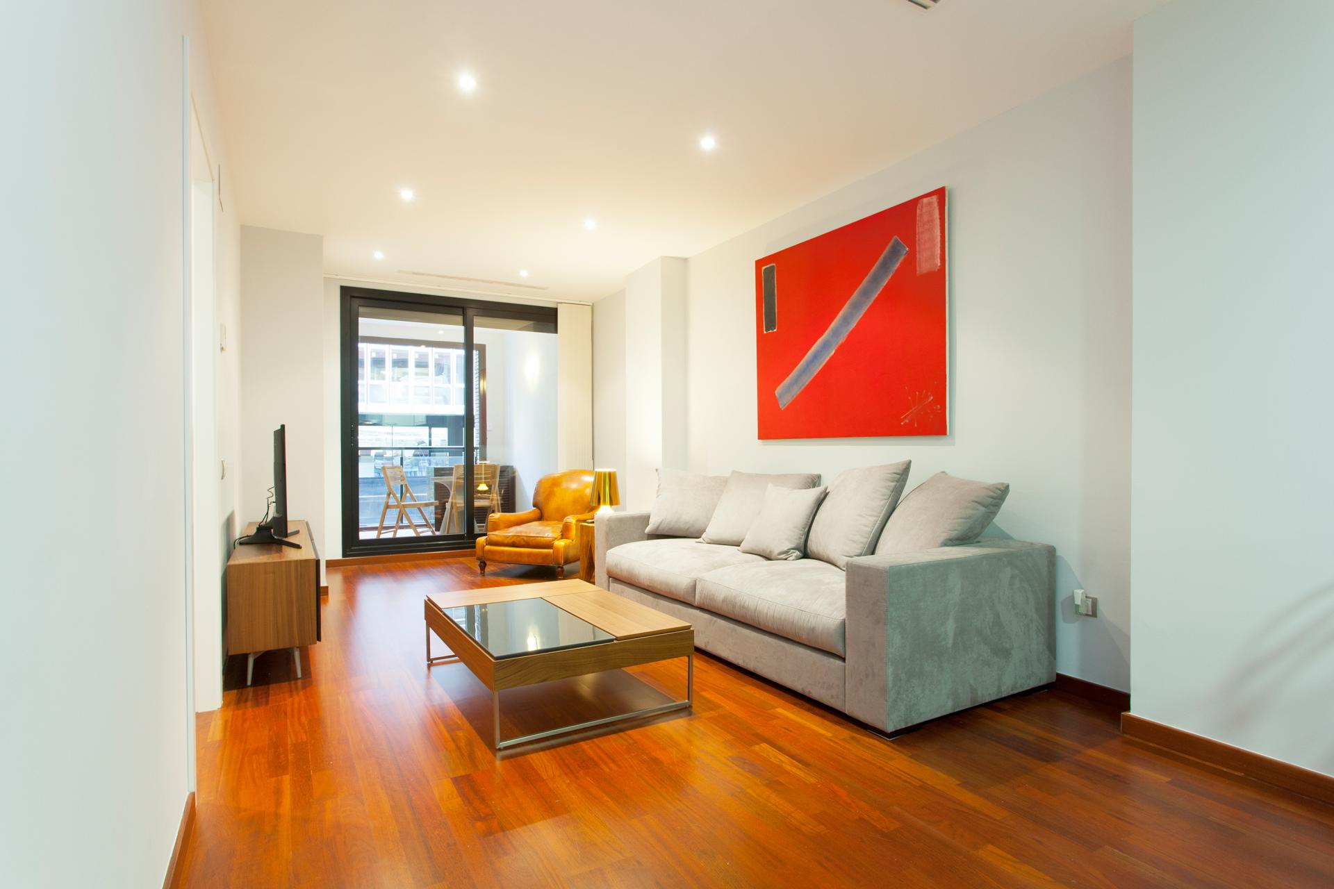 Квартира в аренду в Barcelona Buenos Aires- Villarroel