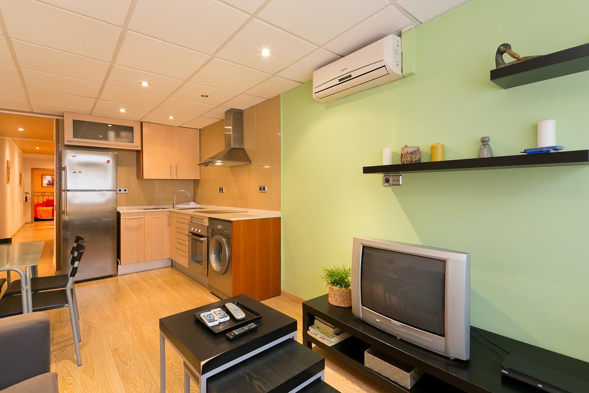 Appartement à louer dans le quartier de la Nova Esquerra