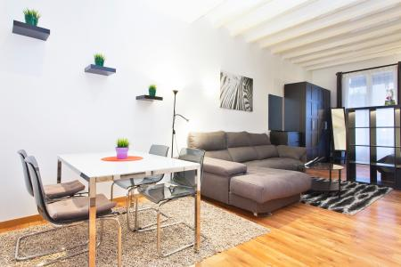 Appartement te huur in Barcelona Roig - Hospital