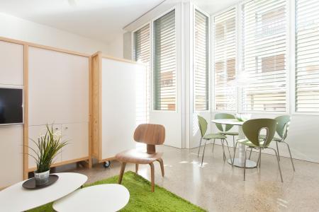 Appartement-studio à louer à Gracia Barcelone