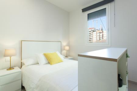 Alquiler mensual moderno loft en Enamorats con Diagonal