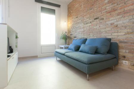Aluguel mensal de moderno loft na rua Enamorats com Diagonal