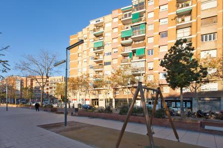 Moderno y amplio piso de alquiler en El Clot