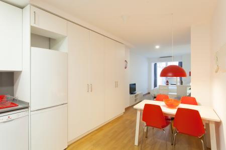 Acogedor y moderno piso de alquiler en Vila de Gracia