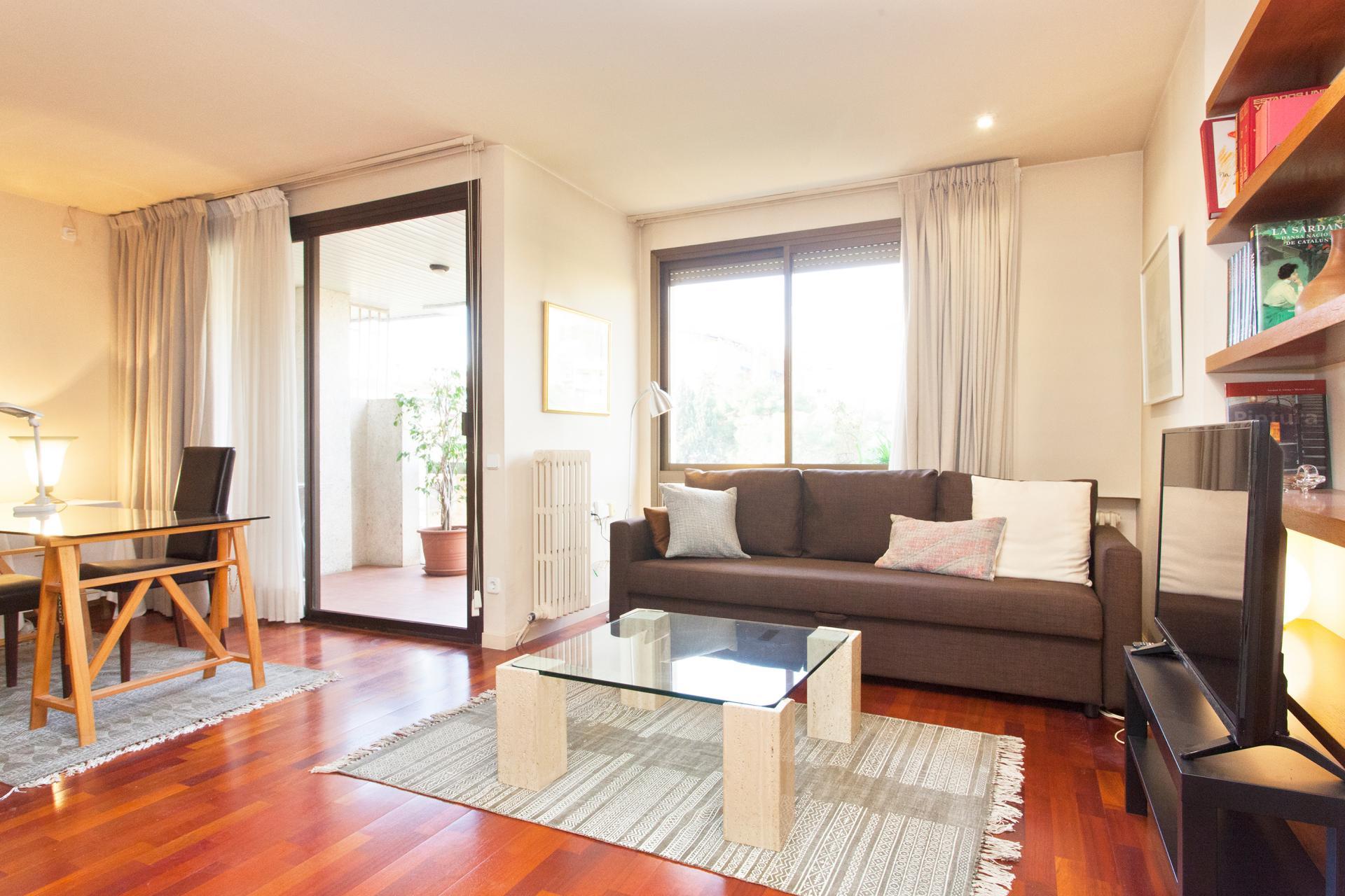 Wohnung zur Miete in Barcelona Maignon - Lesseps
