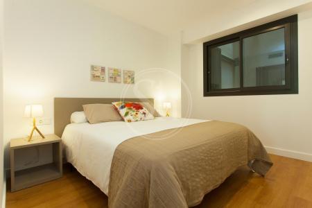 Estupendo apartamento de alquiler en calle Consell de Cent - Entença