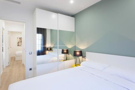 Stupendo appartamento in affitto in via Girona