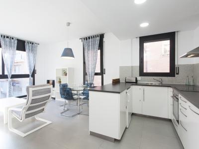 Квартира в Кратковременная аренда в Barcelona Placa De Sants