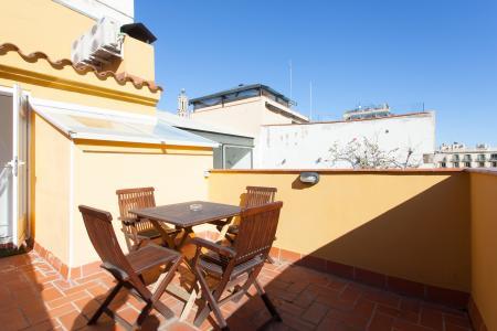 Duplex con terraza en alquiler en Consolat del Mar