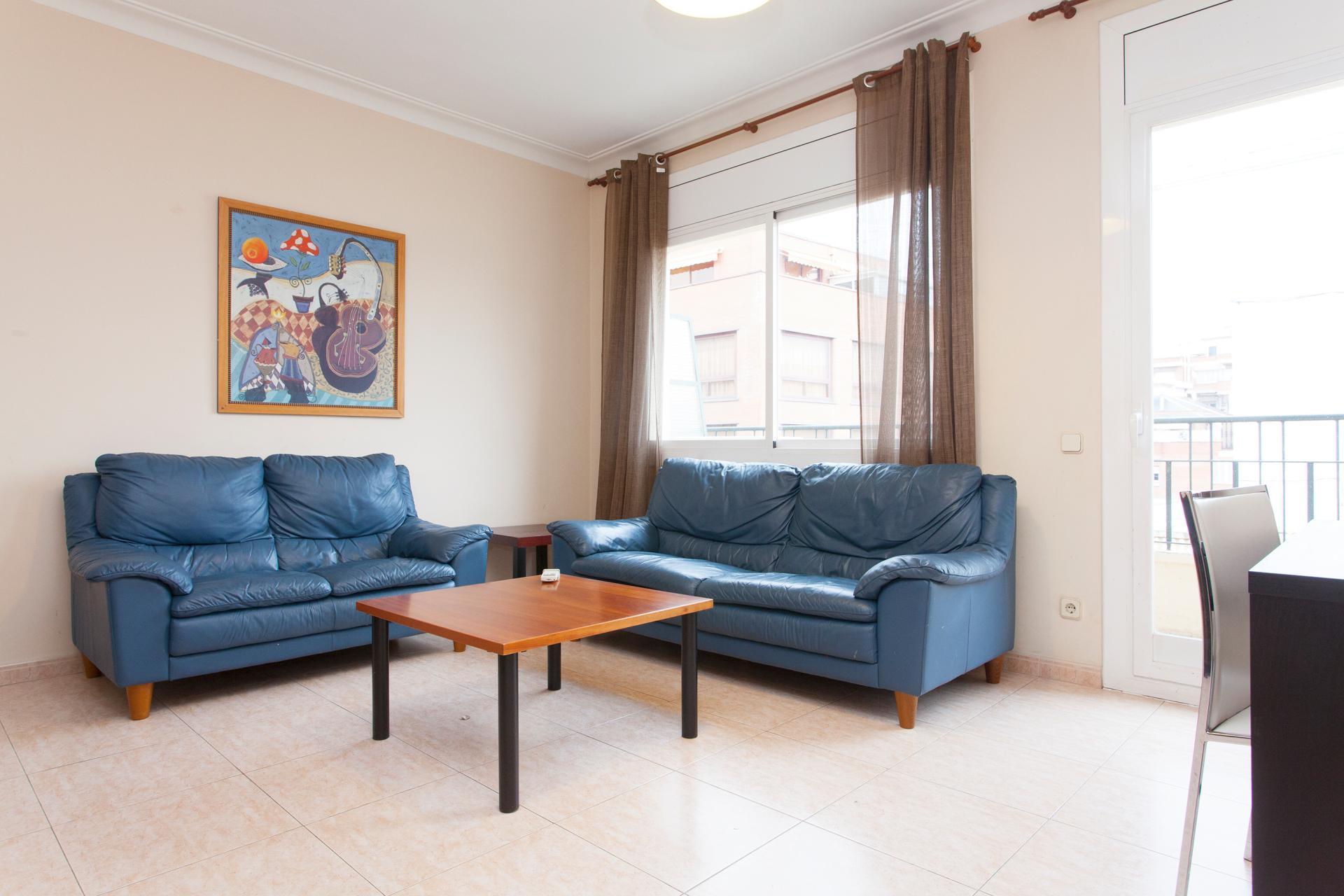 Shbarcelona piso amueblado de alquiler sarri sant gervasi - Pisos alquiler sarria barcelona ...