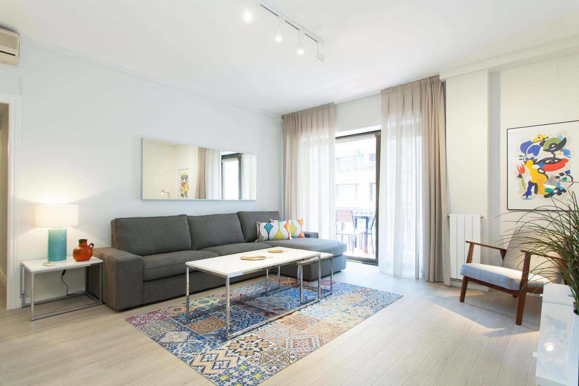 Maravilhoso apartamento de 105m2 em bairro único de Barcelona