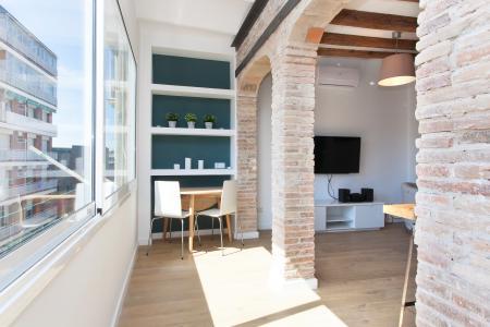 Appartamento in Affitto a Barcelona Creu Coberta - Mercat Hostafrancs