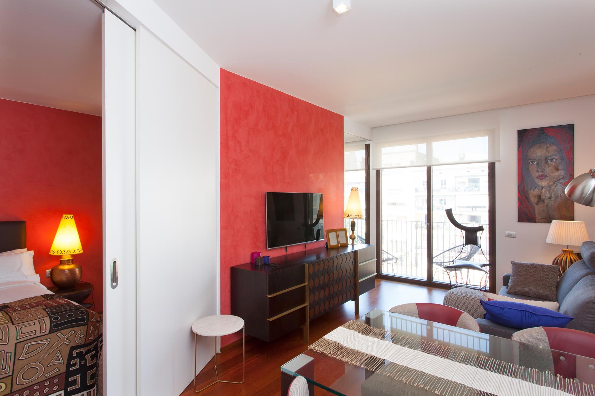 Precioso piso de alquiler en el corazón de la ciudad