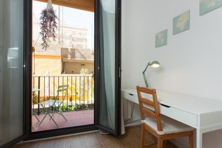 Пентхаус в аренду в Barcelona Comte Urgell - Valencia