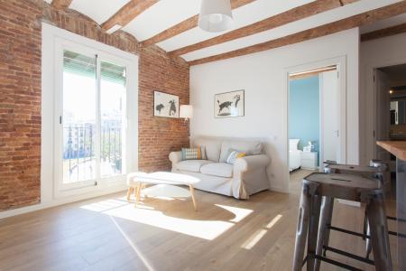 Appartement te huur in Barcelona Sant Pau - Parallel